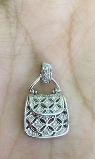 🈹️私人放售 18K金鑽石 重金 12份石 原價$5700 平售$1980