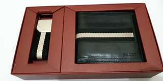 Dompet Bally Authentic