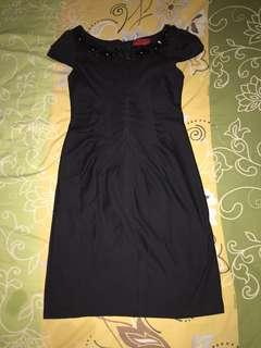 black stone dress