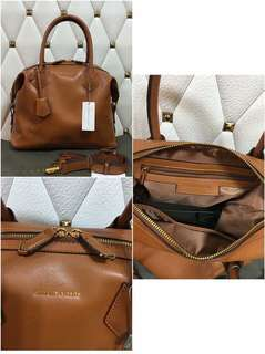 Charles & Keith soft leather