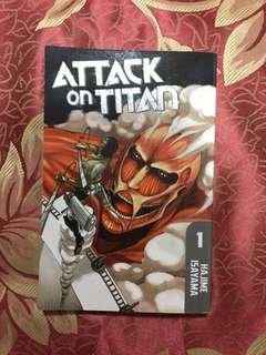 Attack on Titan #1