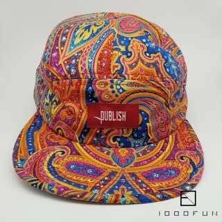 全新 Publish Cap 帽