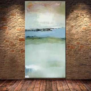Abstract Art Oil Painting 40cm x 80cm