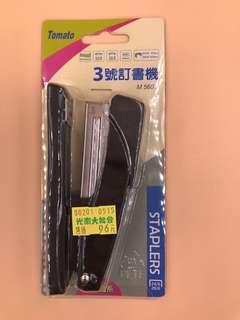 台灣直送 3號訂書機 (購自光南大批發)