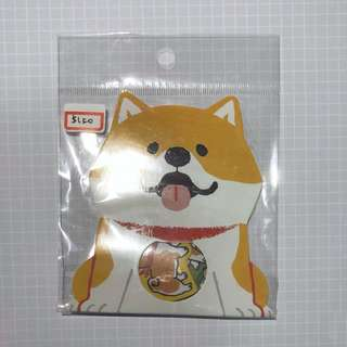 Shiba Sticker Flake Set - SF01-SF02