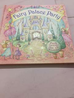 Fairy palace party