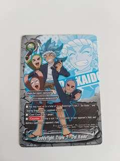 """Buddyfight PR Triple T """"Dai Kaido"""""""