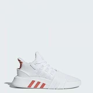 Adidas EQT Bask White Adv Shoes New RELEASE!!