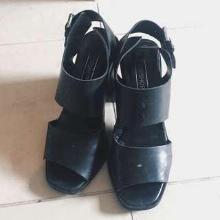 Topshop Black Heels EU37