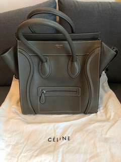 Celine Mini Luggage