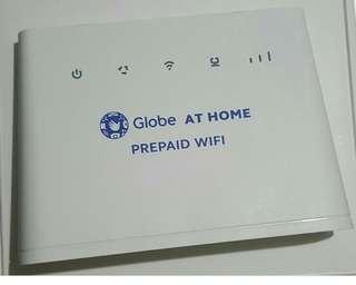 Globe AT HOME Wifi
