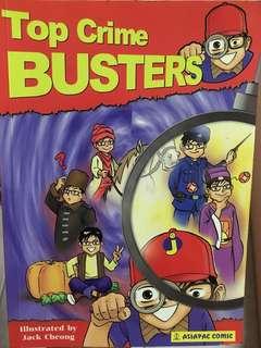 Top Crime Busters (comics)