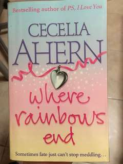 Where Rainbows End by Cecilia Ahern