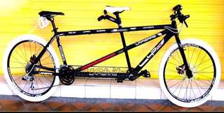 Tendem bike