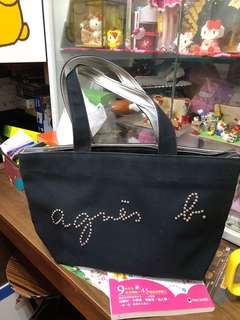 Agnes b 中型手挽袋