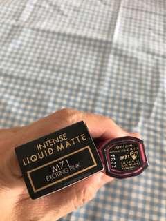 Guerlain Liquid Intense Matte Lipstick