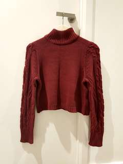 All about eve knit jumper