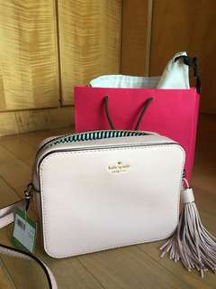 Kate Spade Kingston Lane Arla Camera Cross Body Bag