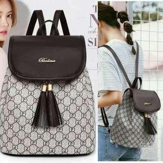 🍃Balina Tusseled Ladies Backpack