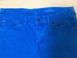 Jack Wills 牛仔短褲