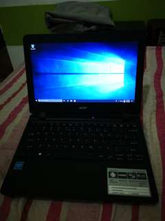 Acer Aspire 11 Netbook