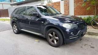Bmw x5  3.0 x drive 2008/09 RM26,000 CASH