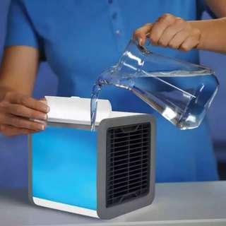 2018年新款 USB 充電 Air cooler 冷風機   製冷,加濕,空氣淨化 三合一功能  慳電 易携帶           jjjj