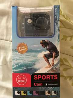 Sports Cam 1080p for sale