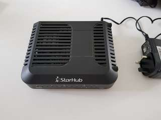 Starhub cable modem cisco DPC3925