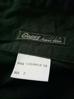 Guess polo (preloved)