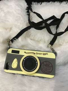 Camera case for Iphone 5/5s