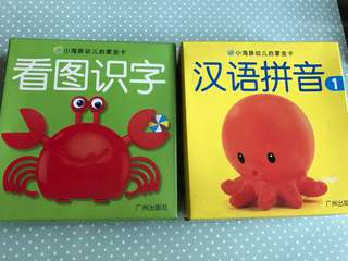 Brand new Chinese flash cards