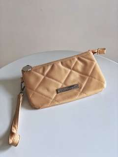 BCBG Nude Pouch/Wallet