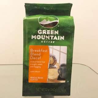 $110/2包 💥Made in Canada💥 GREEN MOUNTAIN 咖啡豆 Whole Bean Coffee  340g