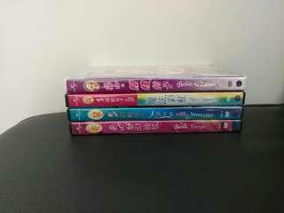 Assorted titles celin dion barbie Korean s.h.e Britney spears witney houston m2m thinklebell
