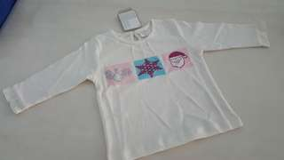 Clearance $2 baby girl long sleeve top
