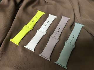 100% Apple Original 38mm Watch Sport Band 運動錶帶