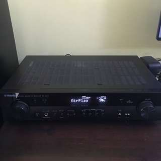 Yamaha RX S601 Receiver and Speaker Set