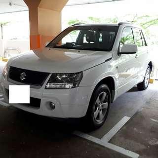 Suzuki Grand Vitara 2.0 Auto 2WD