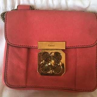 Chloe Mini Bag 100% real.