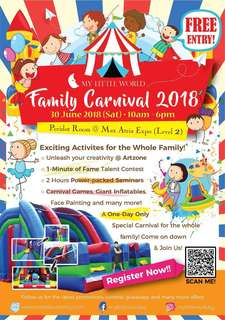 My Little World Family Carnival 2018