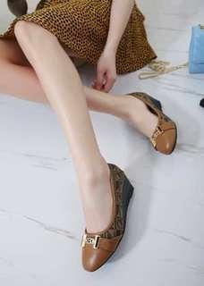 Bonia Brown Shoes