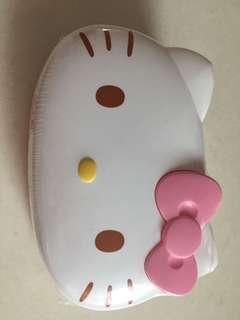 🚚 KT貓濕紙巾盒-內付80抽紙巾 日本製