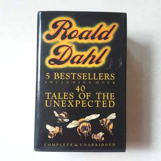 Roald Dahl 5 best sellers (Hard cover)