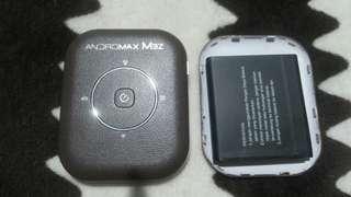 [Preloved] MiFi Smartfren Andromax M3Z 4G LTE - Warna Coklat