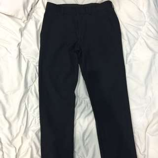 Topman Skinny Fit Smart Trousers