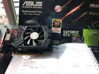 GEFORCE GTX750Ti