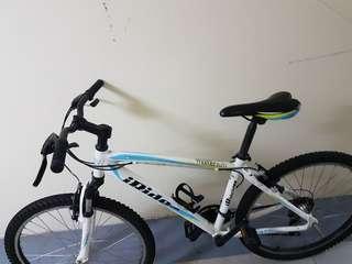 Commuter mountain bike