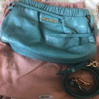 Miu Miu Mini Bag. 100% real.