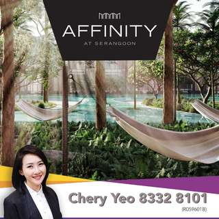 Affinity 2+Study for Sale